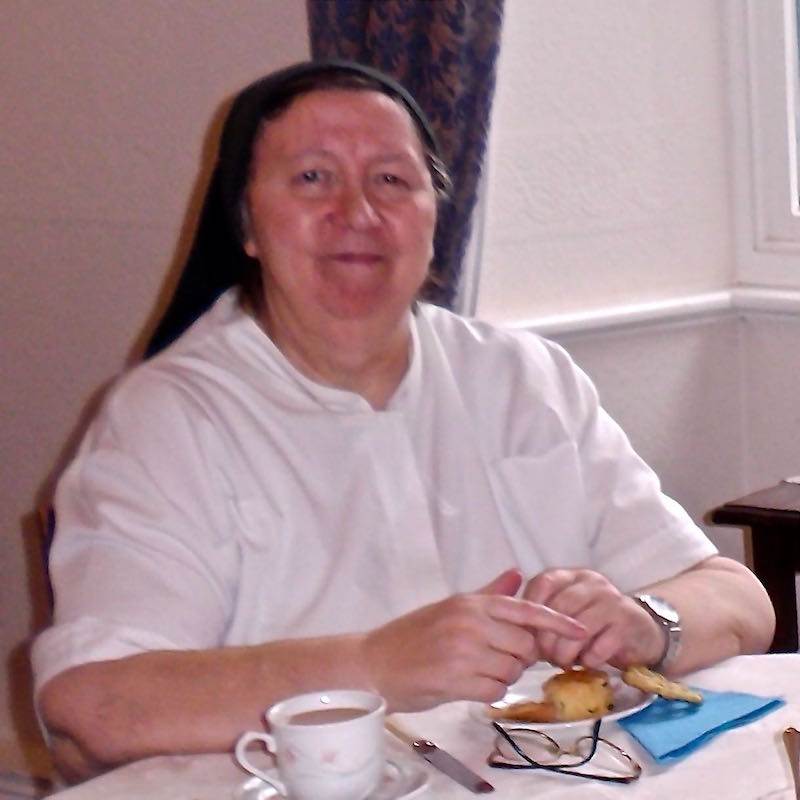 Sr Anne Donockley RIP