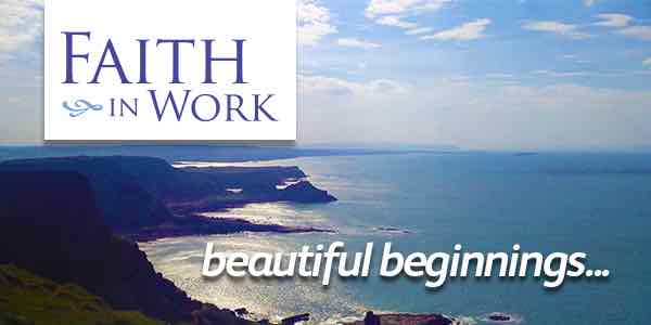 Faith In Work - a Follow up weekend