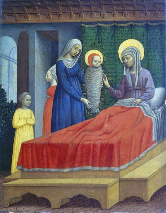 Birth of Augustine