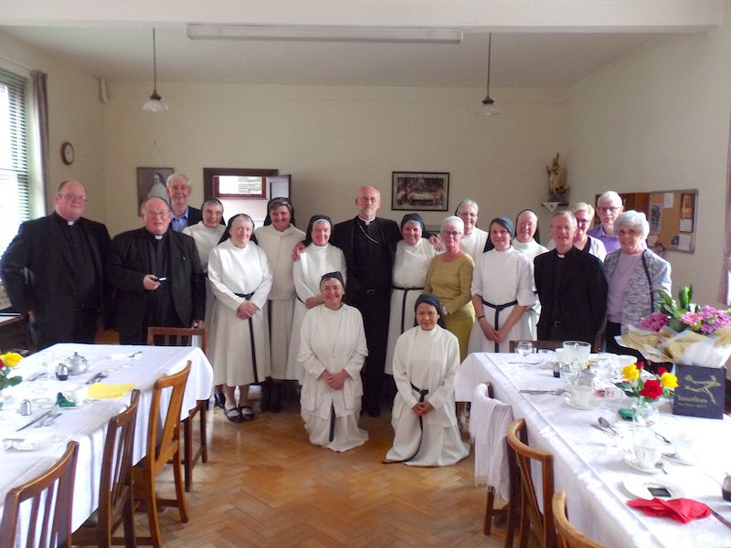 Visit of Bishop Paul Aug 2018