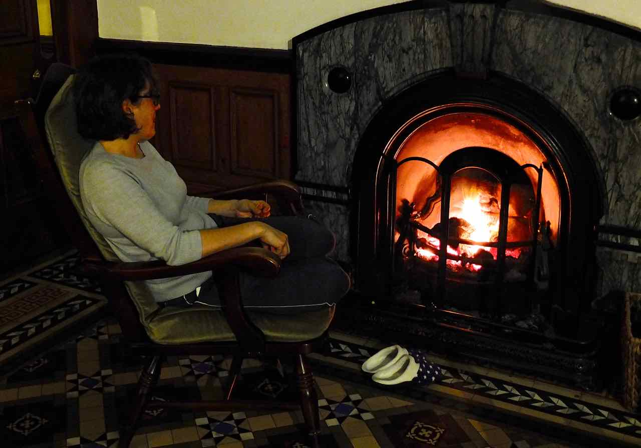 Fireside at Boarbank