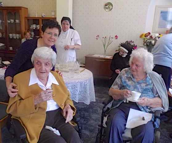 Sr Eileen's Jubilee Celebrations